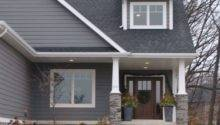 Beautiful Siding Stone Color Combinations Home
