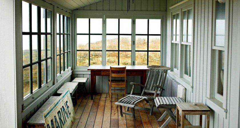 Beautiful Small Enclosed Porch Ideas Karenefoley