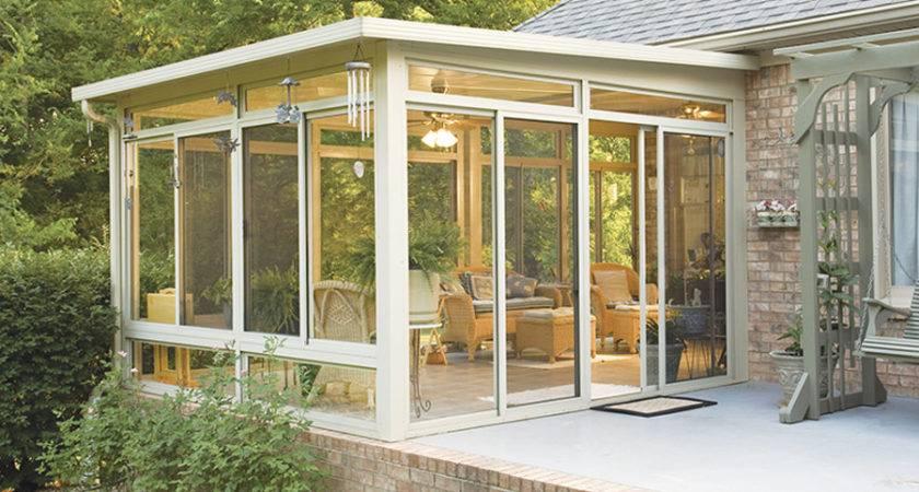 Beautiful Three Season Porch Home Bistrodre
