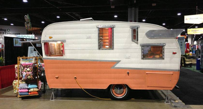 Beautiful Vintage Travel Trailers Recently Sold Ebay