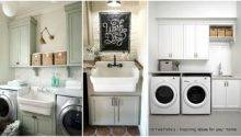 Beautifully Inspiring Laundry Room Cabinets Ideas