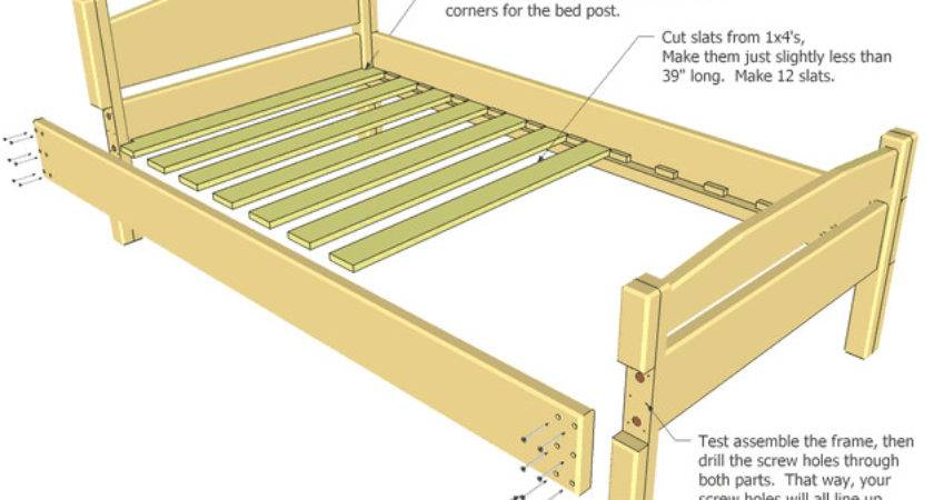 Bed Plans Woodworking Wood Pallet Projects Craft