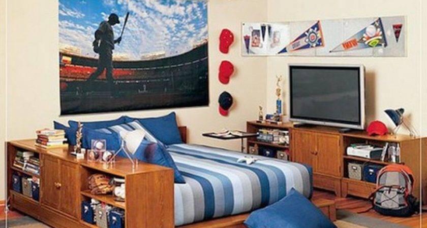 Bedroom Cool Ideas Teenage Boys Small