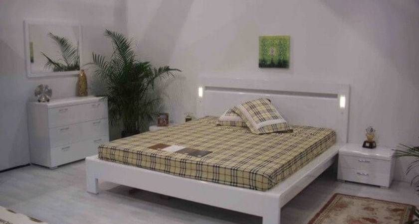 Bedroom Furniture Set Made Recycled Pallets