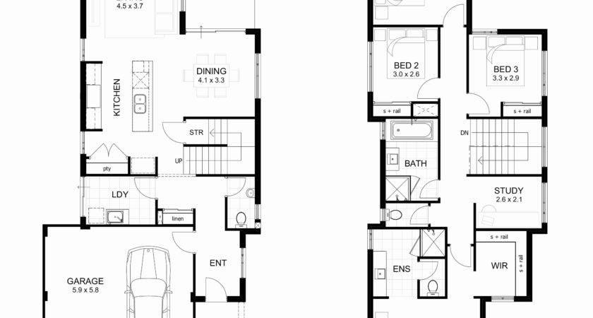 Bedroom House Plans Luxury Floor