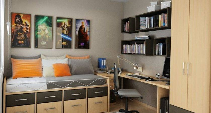 Bedroom Ideas Teenage Boys