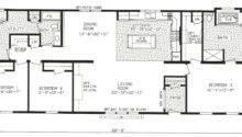 Bedroom Mobile Home Floor Plans Photos Video