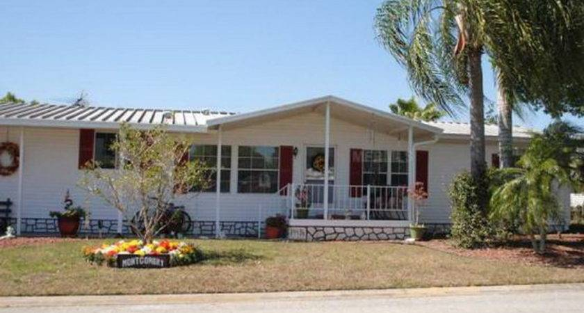 Bedroom Mobile Home Sale Florida Orange County Winter