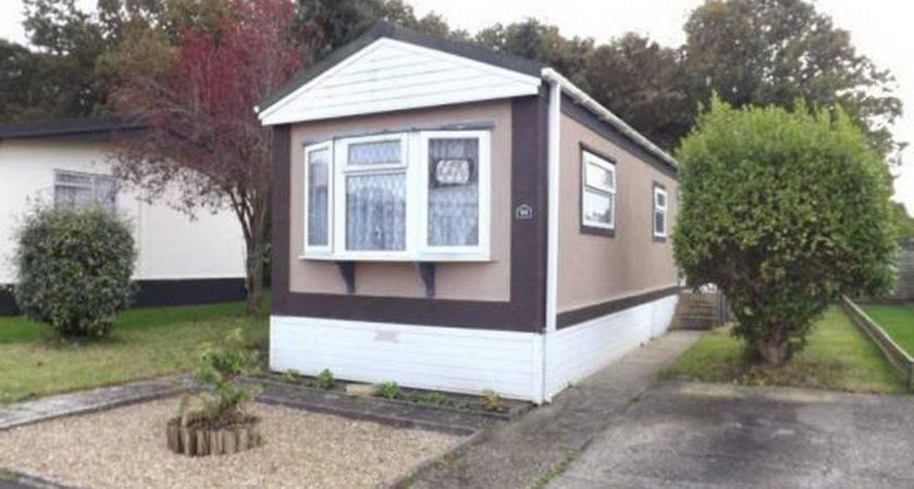 Bedroom Mobile Home Sale Hamble Park Fleet End Road