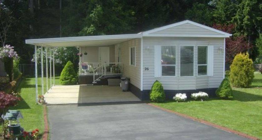 Bedroom Mobile Home Sale Owner Central Nanaimo