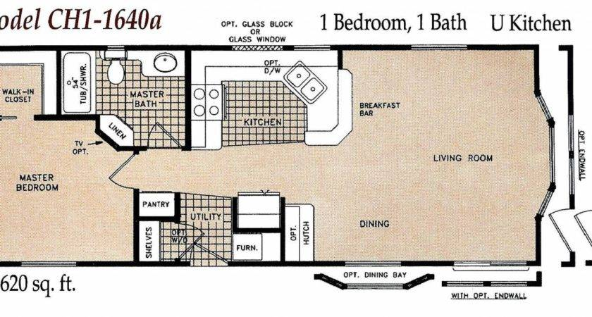 Bedroom Mobile Homes Floor Plans Photos Video