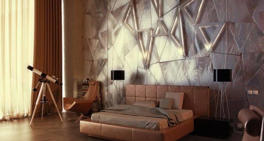 Bedroom Panelling Designs