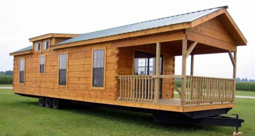 Bedroom Park Model Homes Villages
