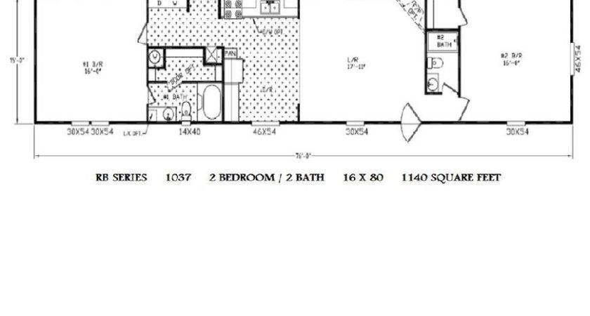 Bedroom Single Wide Mobile Home Plans Deco