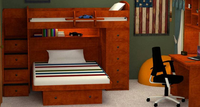 Bedroom Space Savers Saving Beds Kids Aphia