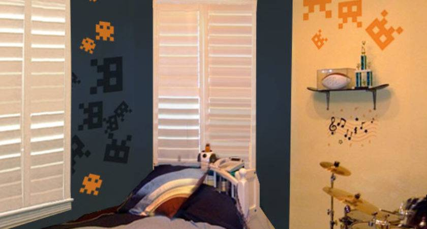 Bedroom Themes Little Boy Fancy Shack Ideas