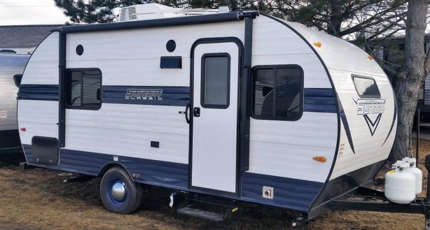 Bedroom Travel Trailers Sale Campers Motorhome Used