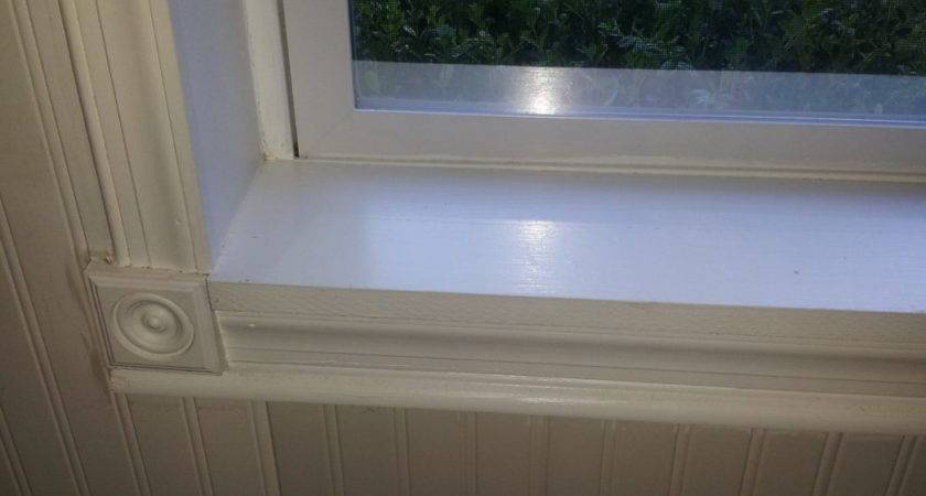 Bedroom Window Narrow Frame New Sill Mobile Home