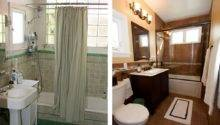 Before After Bathroom Remodels Stunning
