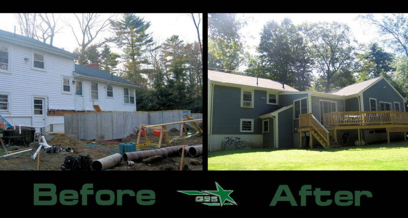 Before After Home Addition