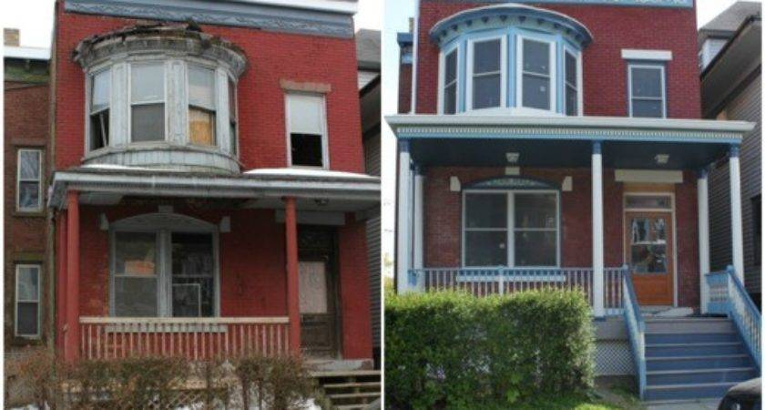 Before After Home Renovation Newburgh Upstater
