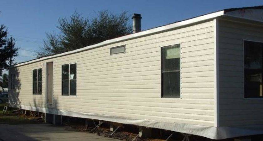 Before After Mobile Home Exterior Makeover Joy