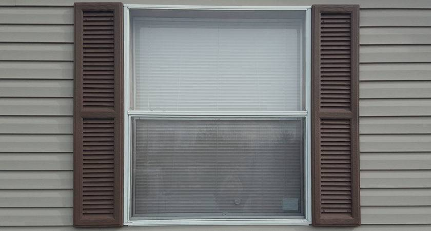 Before After Mobile Home Upgraded New Windows