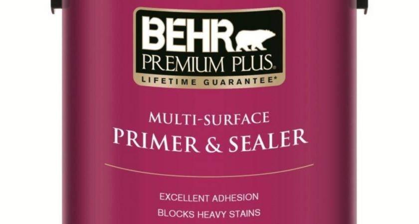 Behr Premium Plus Exterior Water Based