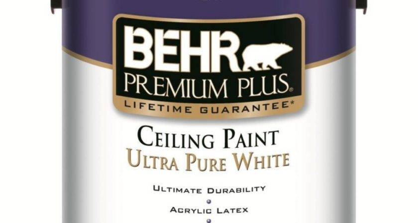 Behr Premium Plus Interior Flat Ceiling Paint