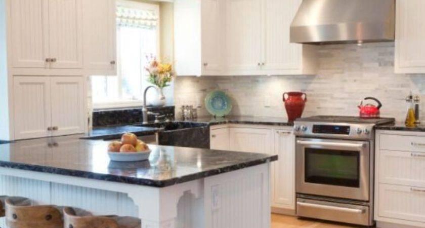 Beige Laminate Floor Best Soft Warm Kitchen