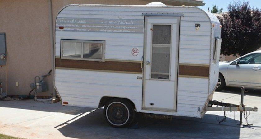 Bell Travel Trailer Turned Into Stunning Beauty