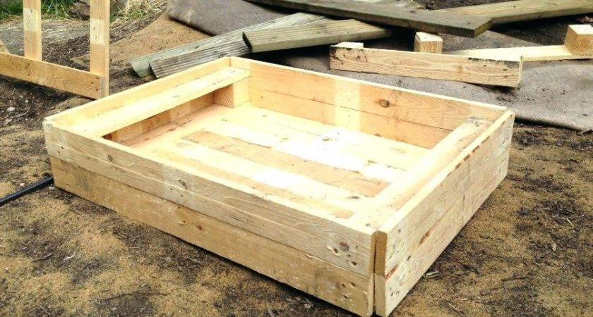 Bench Made Out Pallets Pallet Swing Plans Chair Bed