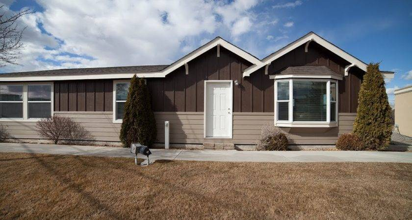 Bend Oregon Manufactured Homes Modular Sale