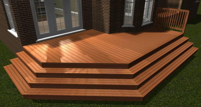 Benefits Backyard Deck Capital