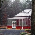 Bernardi Lean Greenhouse Traditional Garage