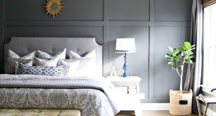 Best Accent Wall Bedroom Ideas Pinterest