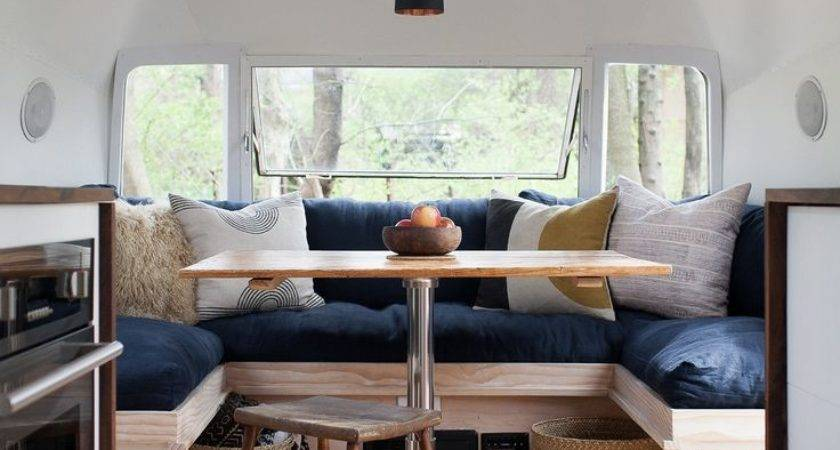 Best Airstream Renovation Ideas Pinterest