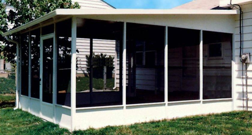Best Aluminum Screen Porch Kits Ideas Marvelous Build
