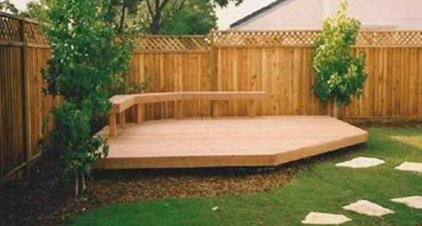 Best Backyard Deck Designs Ideas Pinterest Decks