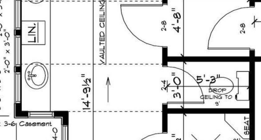 Best Bathroom Floor Plans Pinterest