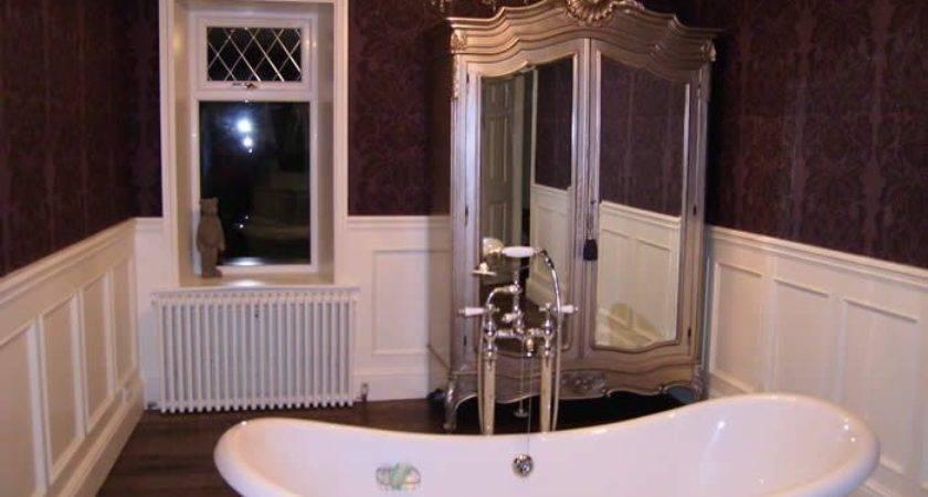 Best Bathroom Wall Panelling Ideas