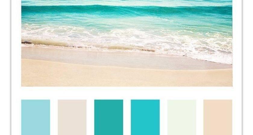 Best Beach Color Palette Pinterest Paint