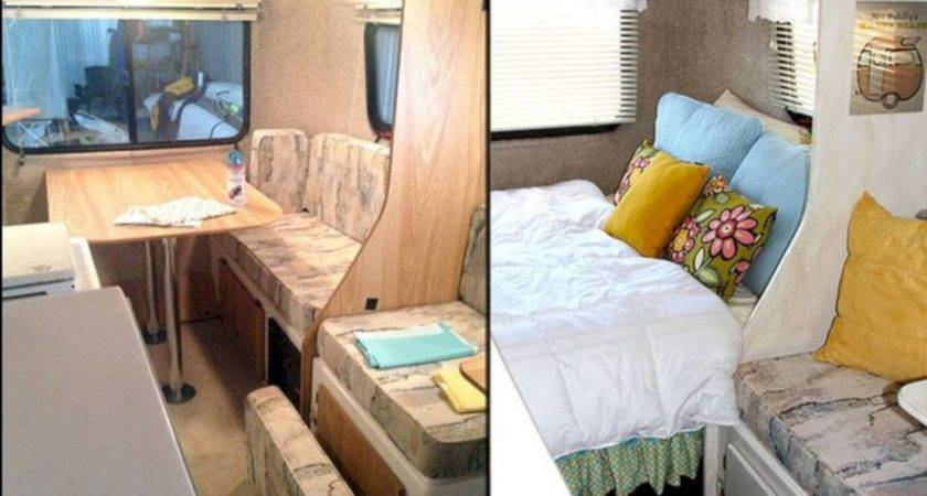 Best Bedroom Hack Ideas Your Old Camper Van
