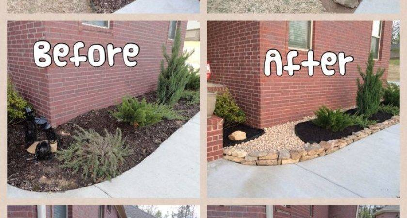 Best Black Mulch Ideas Pinterest