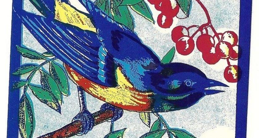 Best Bluebird Vintage Ideas Pinterest Easter