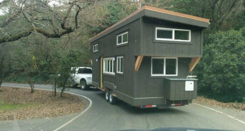 Best Building Semi Trailer Tiny House