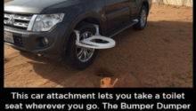 Best Bumper Dumper Memes Toilet Seat