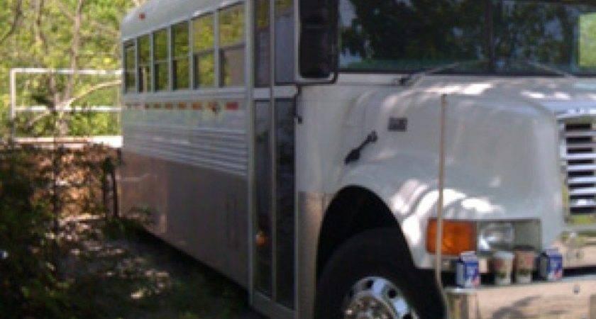 Best Bus Conversion Pinterest Mobile