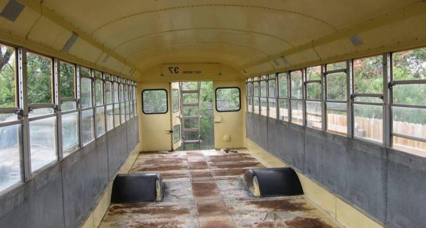 Best Bus Pinterest School Conversion