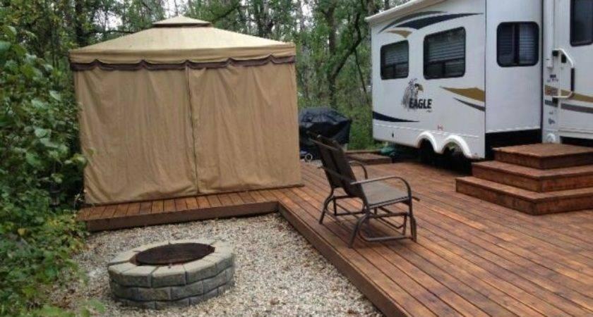 Best Campsite Ideas Pinterest Camp Set